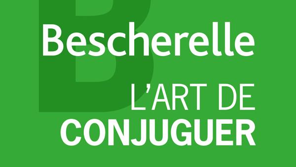 Application Bescherelle L'Art de conjuguer