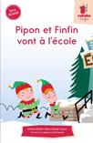 Pipon et Finfin vont à l'école